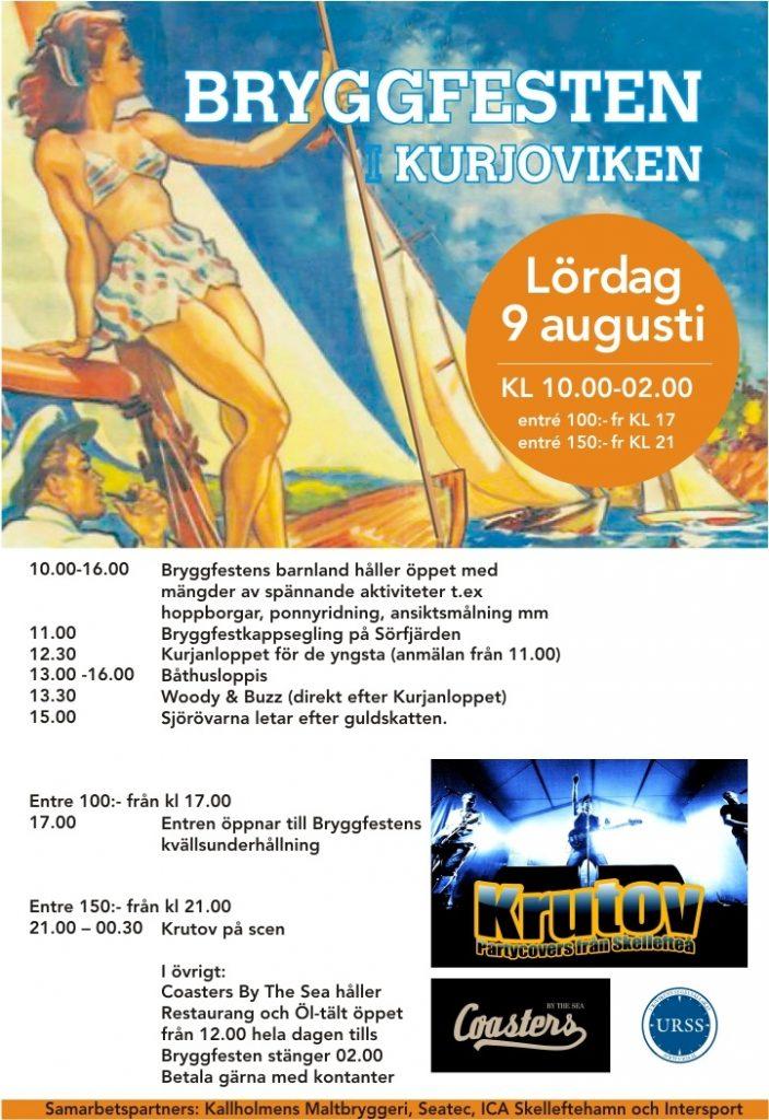 Bryggfesten 2014 program